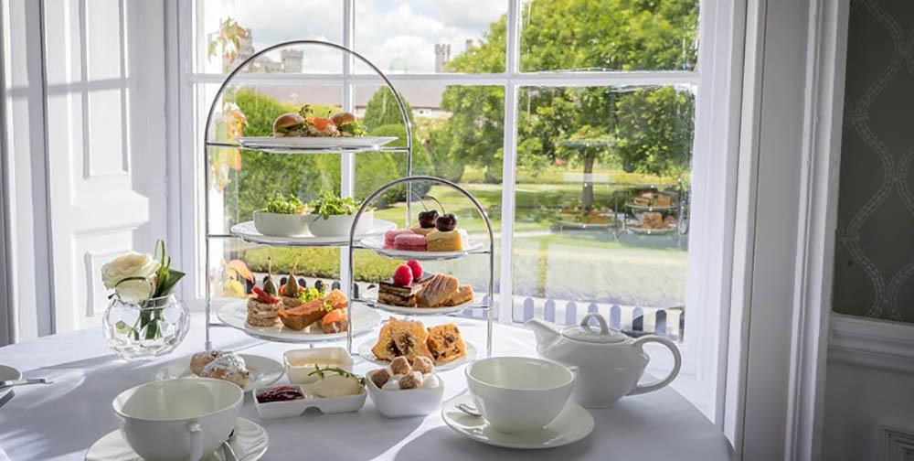 Afternoon Tea Butler House