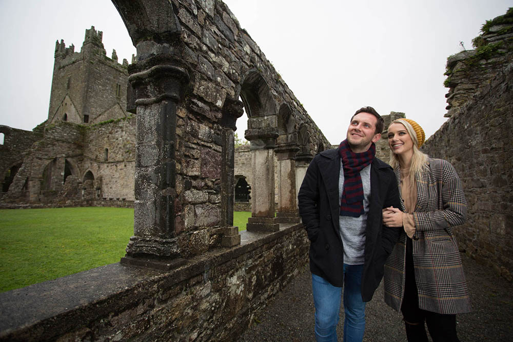 Guided Tour Jerpoint Abbey