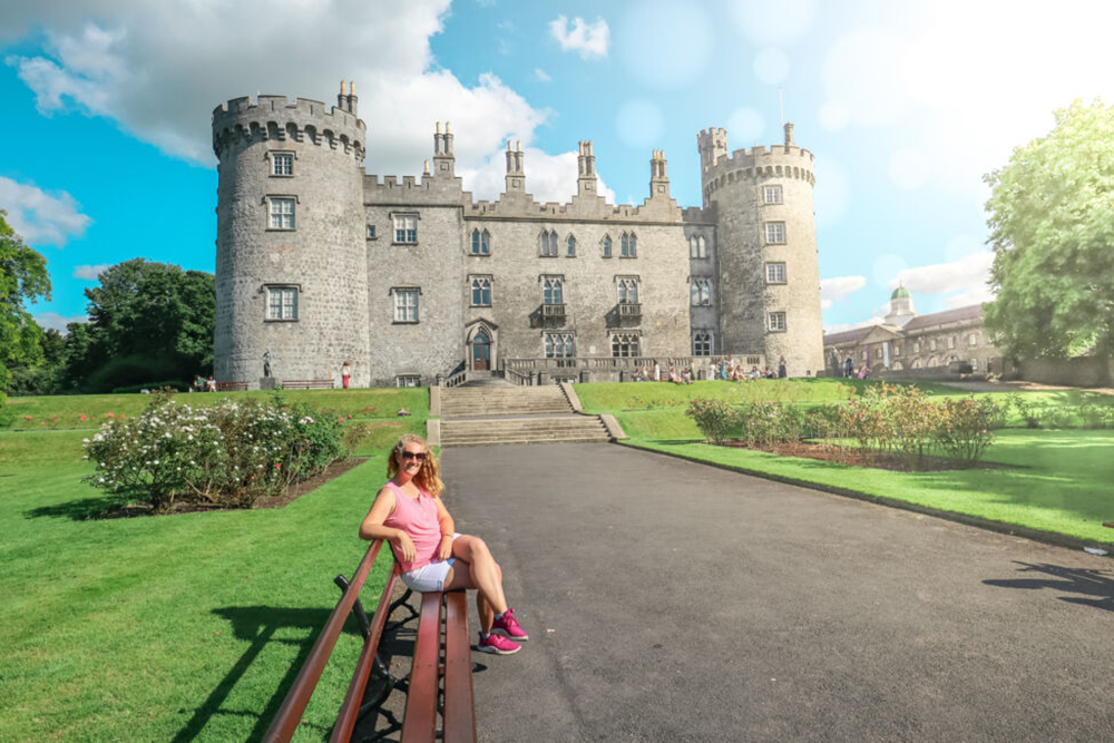 Outdoor Kilkenny with Award winning blogger Janet Newenham