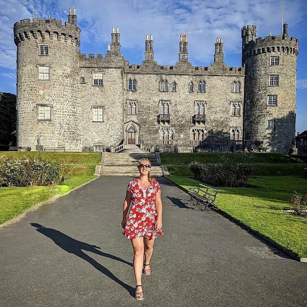 Outdoor Kilkenny with Award winning blogger Janet Newenham
