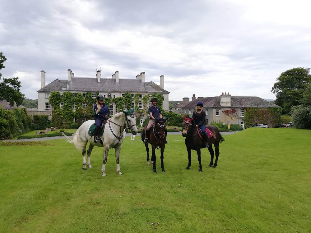 Mount Juliet Horseriding 3