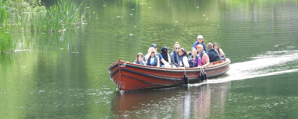 Outdoor Kilkenny Boat Trips Header