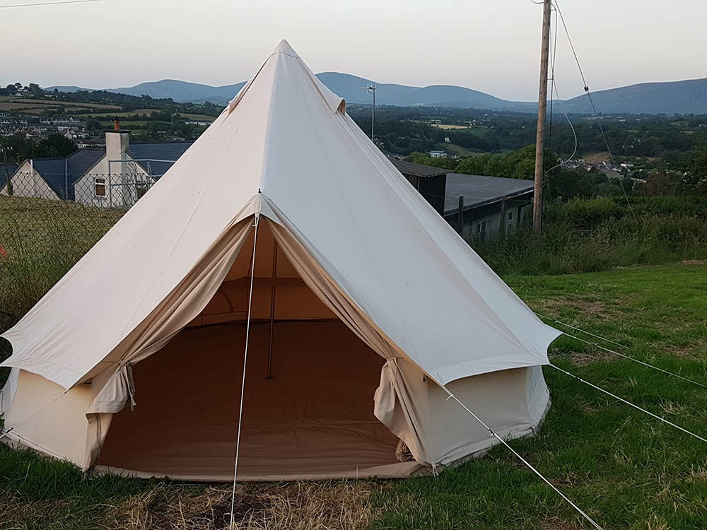 Outdoor Kilkenny Brandon Hill Camping 01