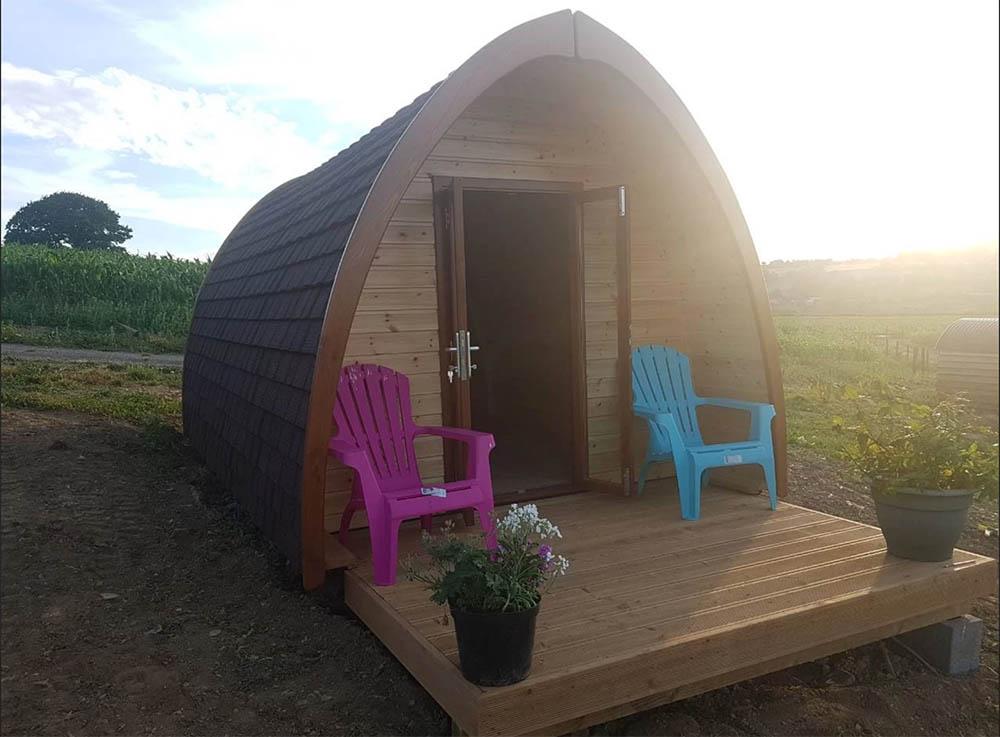Outdoor Kilkenny Brandon Hill Camping 02
