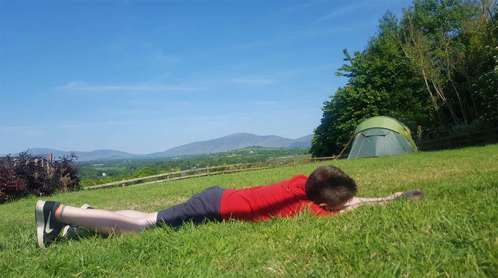 Outdoor Kilkenny Brandon Hill Camping 07
