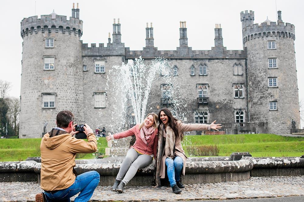 Outdoor Kilkenny Castle Parklands 05