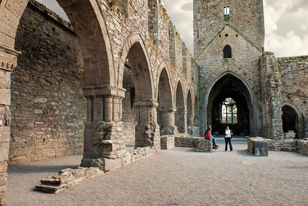 Outdoor Kilkenny Jerpoint Abbey 01
