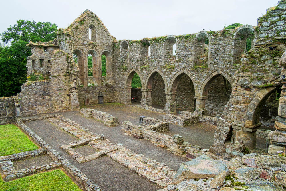 Outdoor Kilkenny Jerpoint Abbey 05