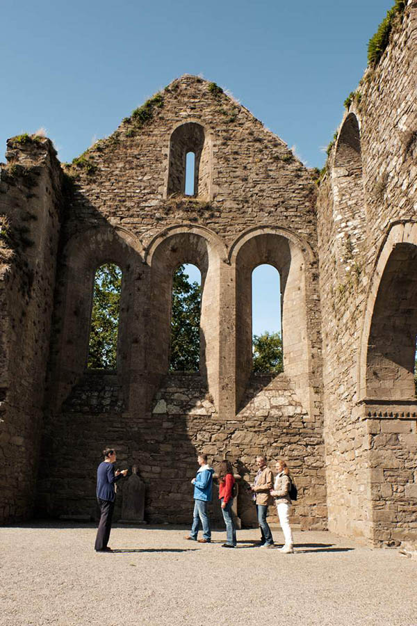 Outdoor Kilkenny Jerpoint Abbey 06