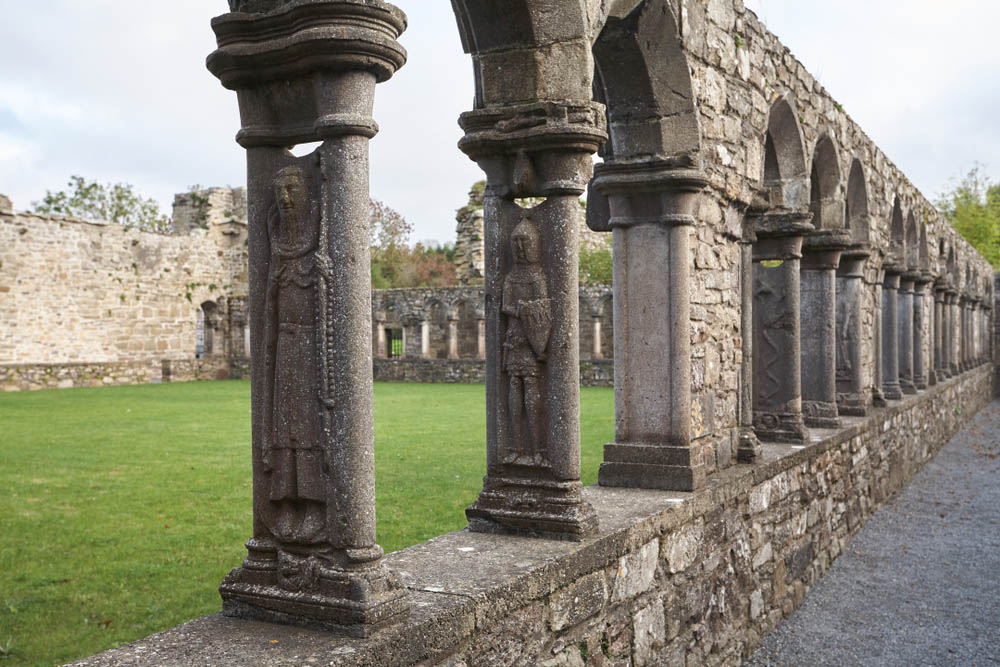 Outdoor Kilkenny Jerpoint Abbey 07