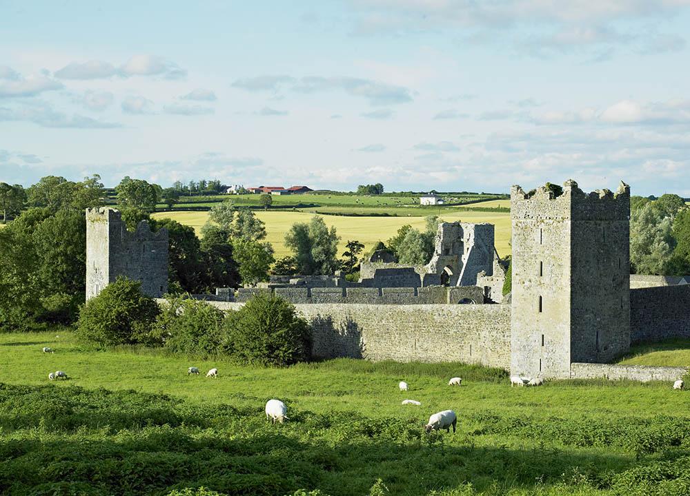 Outdoor Kilkenny Kells Priory 05