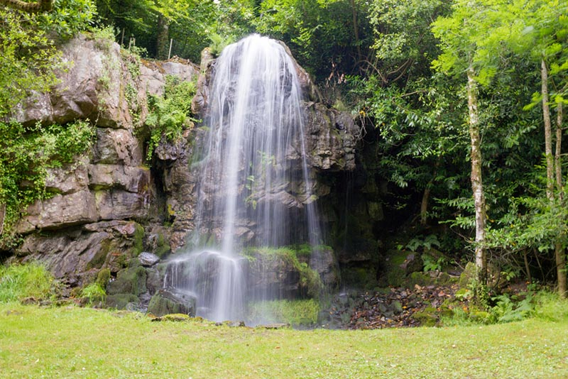 Outdoor Kilkenny Kilfane Glen Waterfall 04