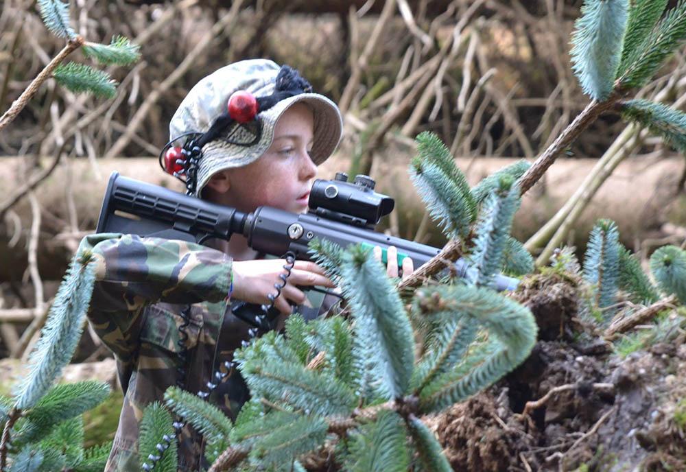 Outdoor Kilkenny Laser Combat 02