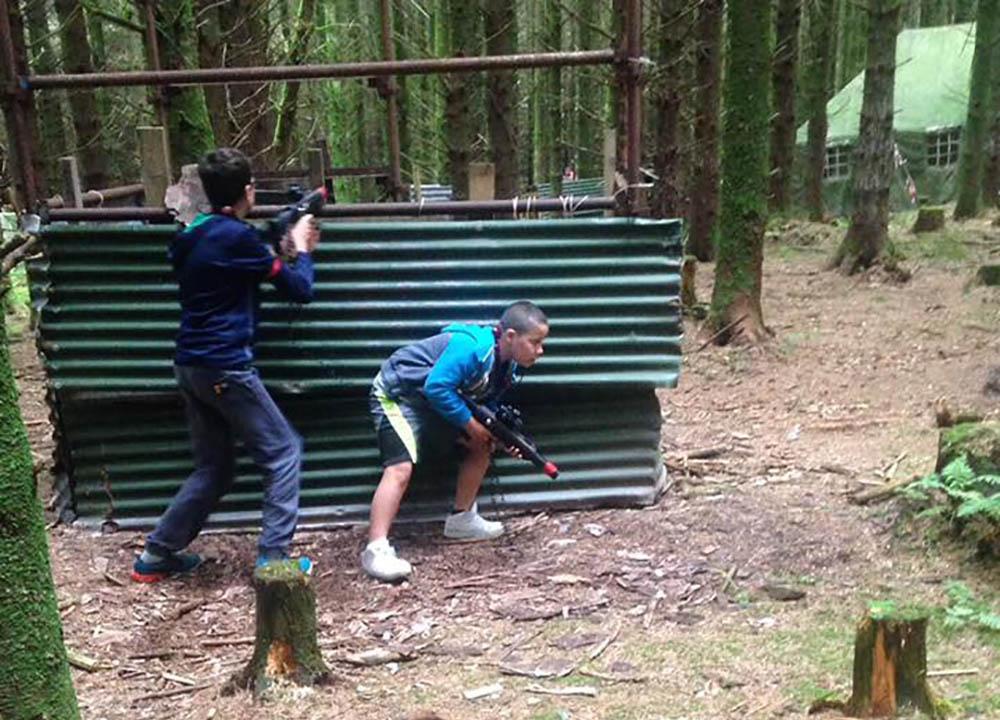 Outdoor Kilkenny Laser Combat 05