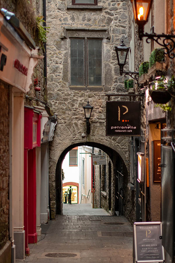 Outdoor Kilkenny Ormonde Language Tours 01