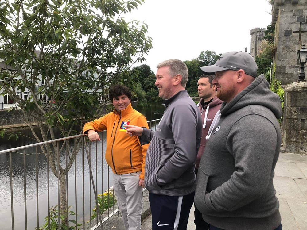 Outdoor Kilkenny Ormonde Language Tours 02