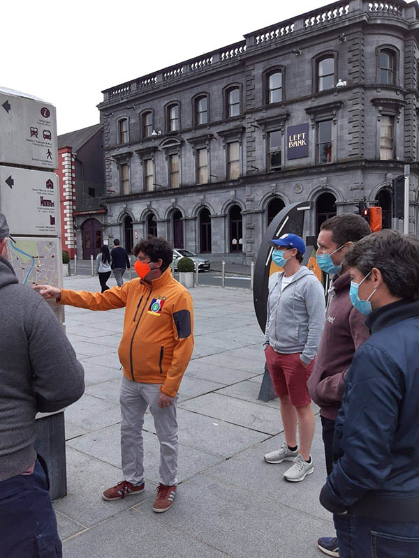 Outdoor Kilkenny Ormonde Language Tours 04