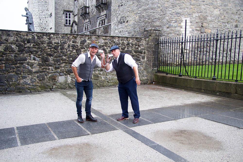 Outdoor Kilkenny Shenanigans Walking Tour 03