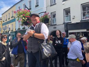 Outdoor Kilkenny Shenanigans Walking Tour 05