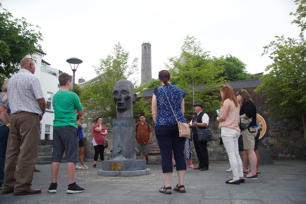 Outdoor Kilkenny Shenanigans Walking Tour 06