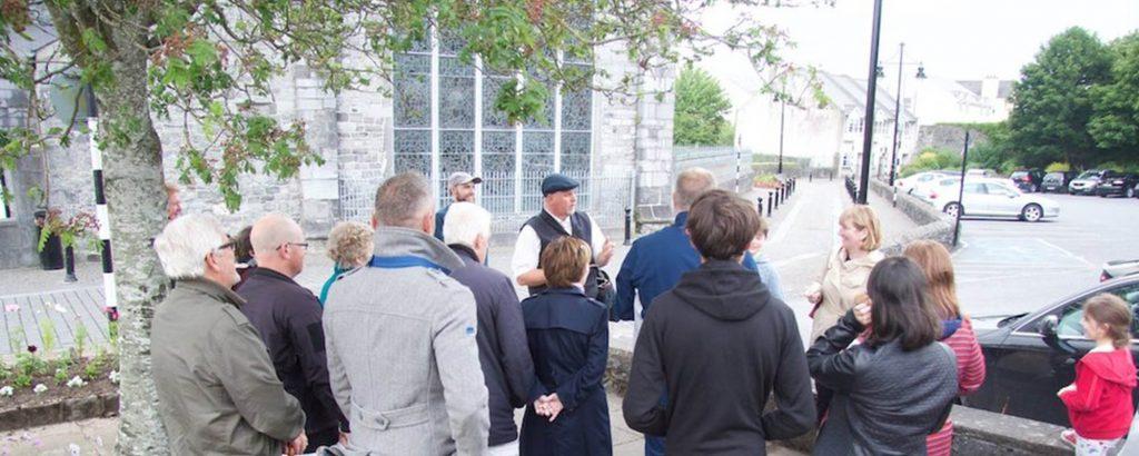 Outdoor Kilkenny Shenanigans Walking Tour Header
