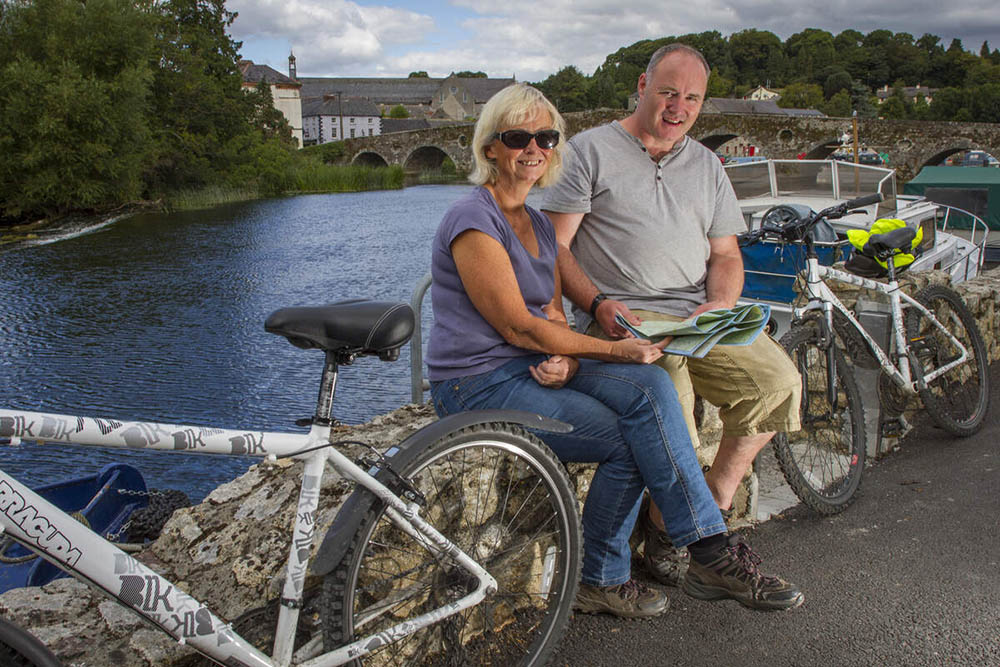 Outdoor Kilkenny Waterside Cycling 04