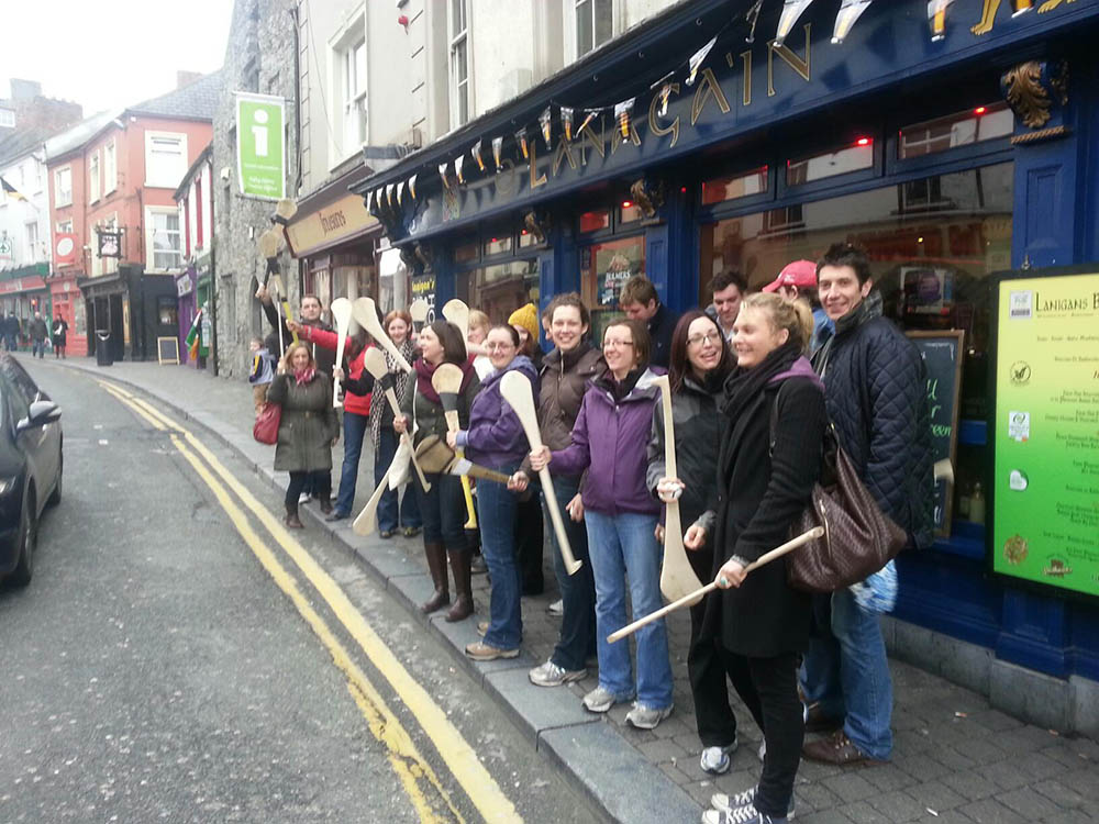Outdoor Kilkenny Way Hurling 01