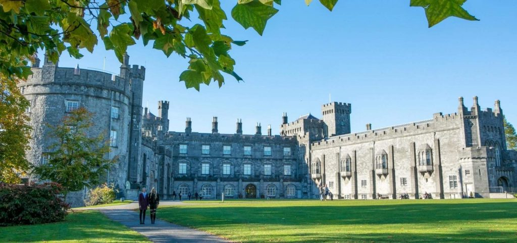 Kilkenny Castle Outdoor Kilkenny Lockdown Activities